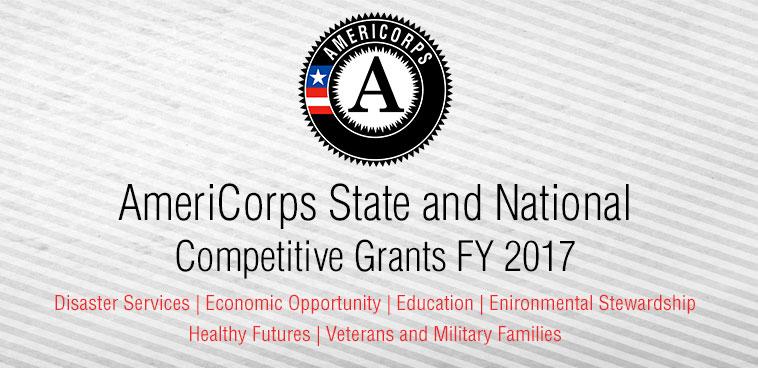 Americorps Service Grants